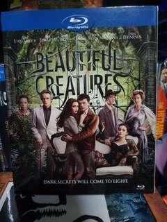🚚 Beautiful Creatures Blu Ray.