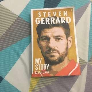 Steven Gerrard | My Story