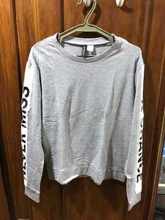 H&M Divided Long Sleeve Top