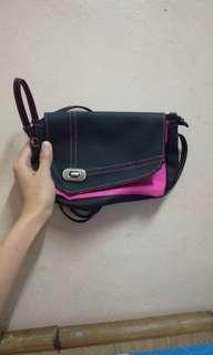 Used Sling Bag pink
