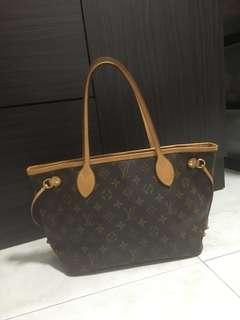 Authentic LV Neverfull PM