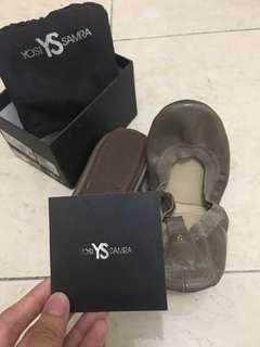 SALE!!! Authentic Yosi Samra foldable flats