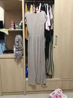 milo long dress