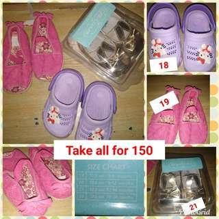 baby shoes bundle 1