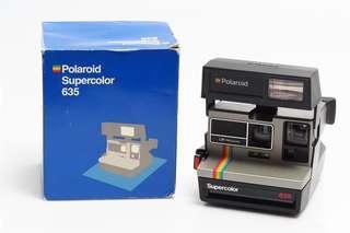 BRAND NEW BOXED VINTAGE Polaroid