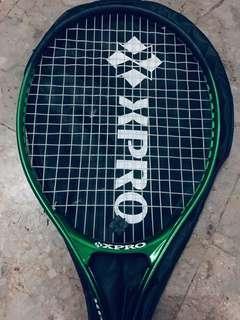 Raket tenis merk xpro
