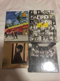 [FINAL CLEARANCE] EXO ALBUMS