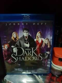 🚚 Dark Shadows Blu Ray.