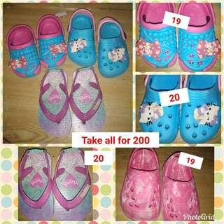 baby shoes bundle 2