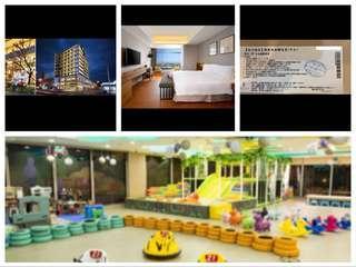 🚚 宜蘭悅川酒店 羅蘭雙人房 含兩客早餐 平日住宿劵