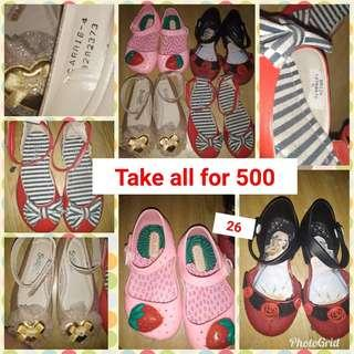 baby shoes bundle 3