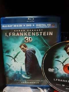 🚚 Brand New I Frankenstein DVD Disc only.