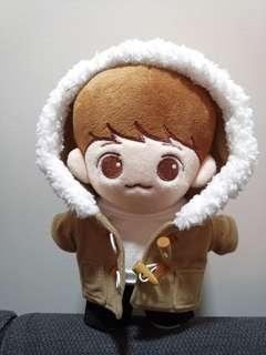 Doll Jacket Hoodie