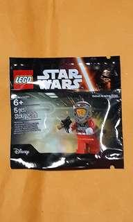 🚚 Lego 5004408 STAR WARS A-wing pilot sealed