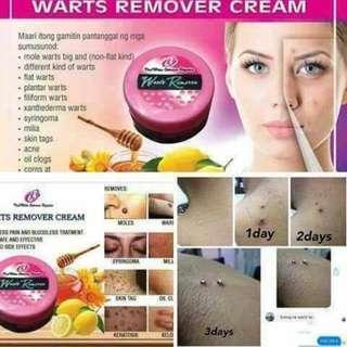 ORIGINAL Thai White Warts Remover Cream 10g