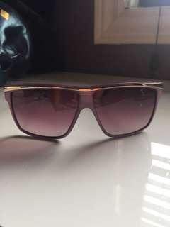 DIESEL- Purple sunglasses
