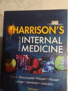 Harrison's Principle of Internal Medicine 17th