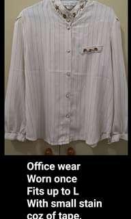 White office wear