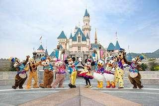 迪士尼門票 Disneyland Hong Kong Day pass