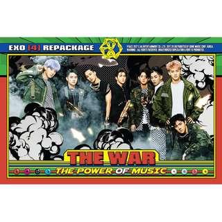[FINAL CLEARANCE] EXO POSTERS