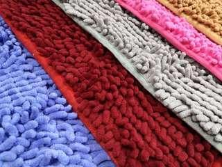 Microfiber Doormat - super soft and comfy rug