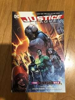 Justice League: The Darkseid War Part 1 and Part 2