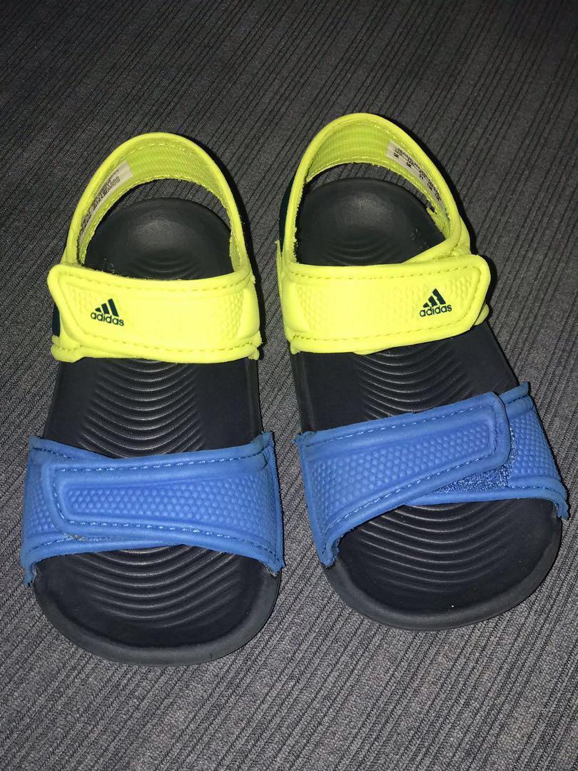 Adidas Altaswim sandals for kids