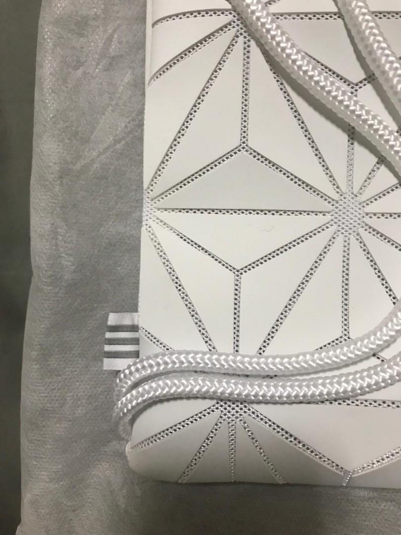 78ed33754c Adidas Issey Miyake Gym Bag white