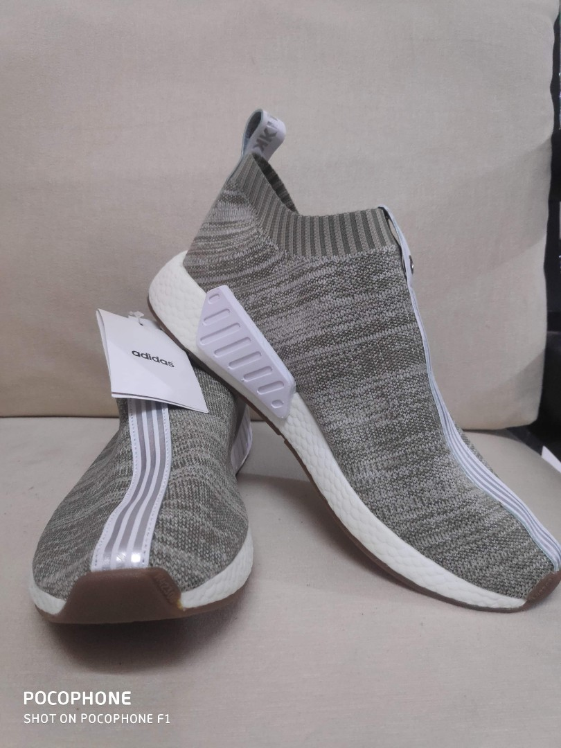 promo code c59ad 5e232 adidas nmd city sock 2 (NMD CS2) kith x naked for sale