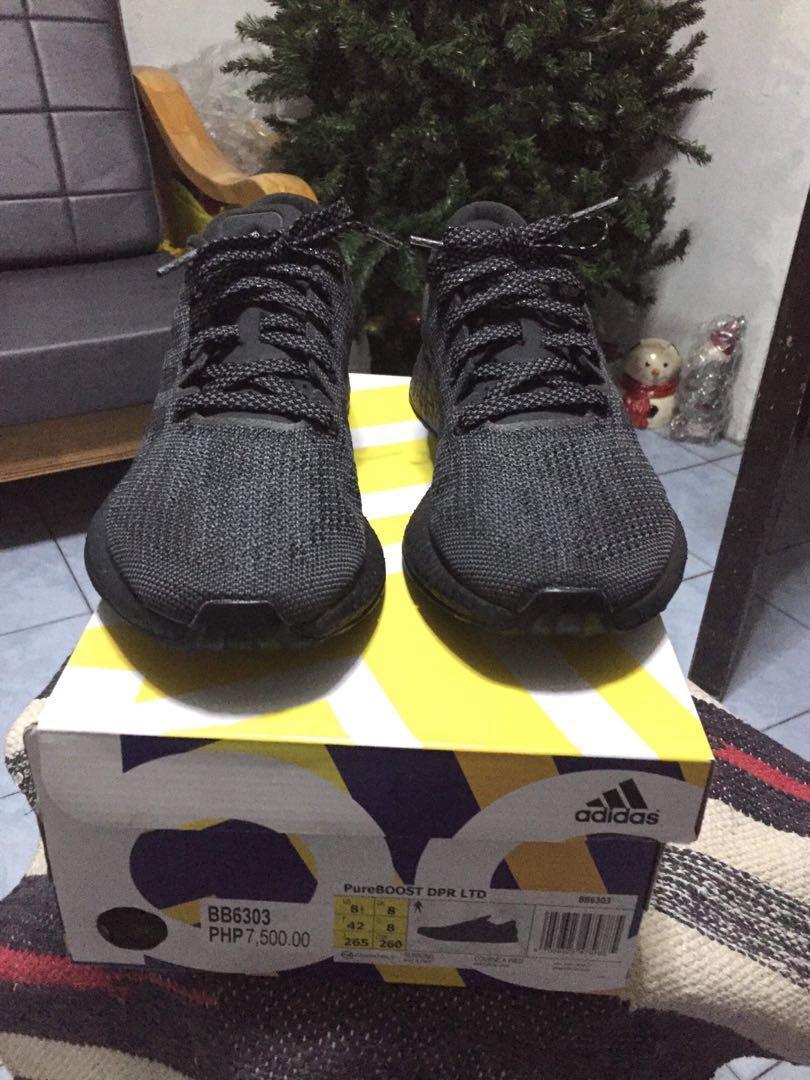 Adidas Pureboost DPR LTD size 8.5, Men