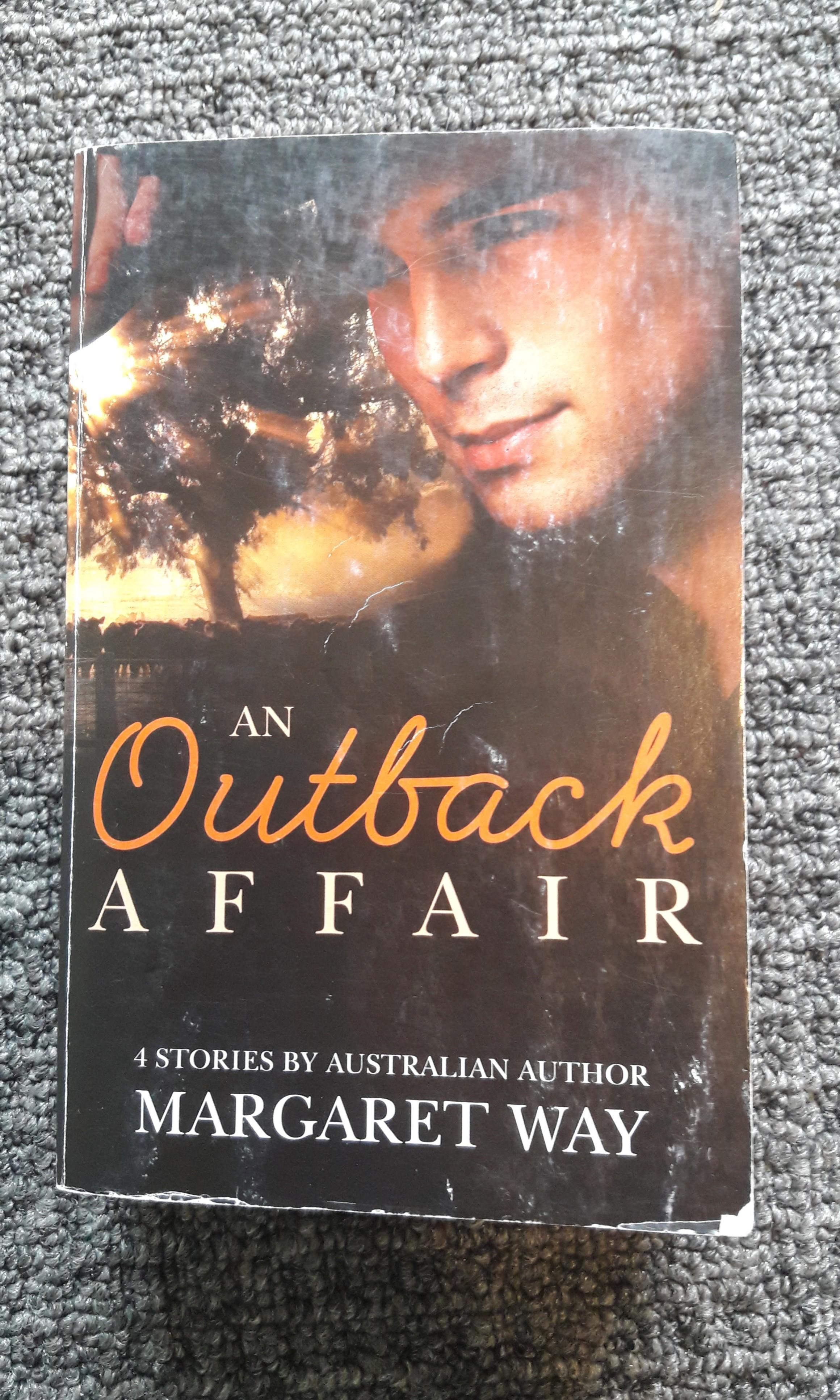 An Outback Affair - Margaret Way
