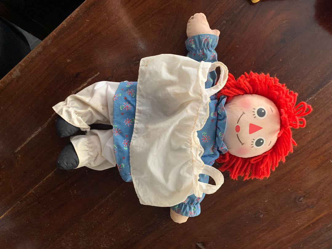 Annabelle Replica doll