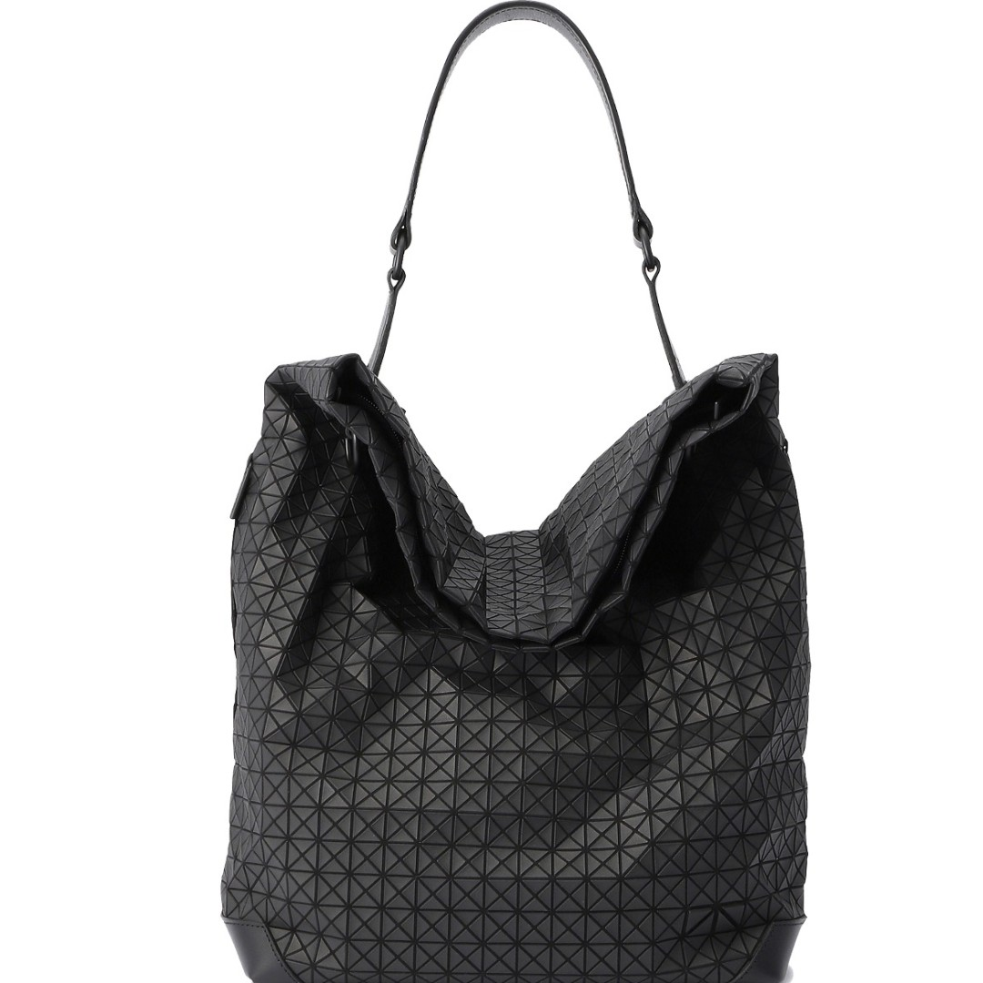 Further Reduced! Authentic Bao Bao Issey Miyake Black KURO W FACE ... b544d126e2b33