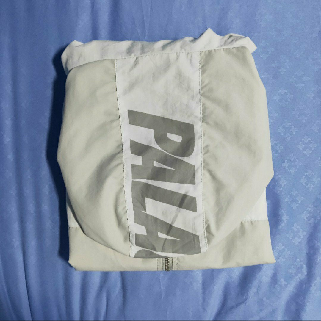 Authentic Palace x Adidas Packable Windbreaker f489ea40d