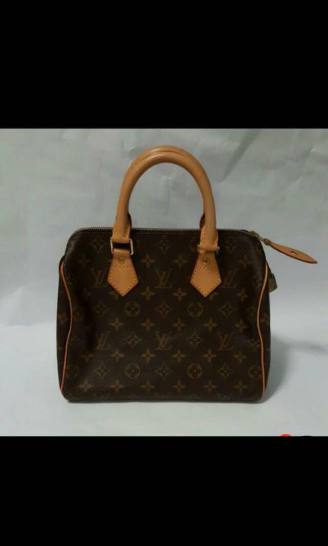 Authentic Preloved Louis Vuitton Speedy 25