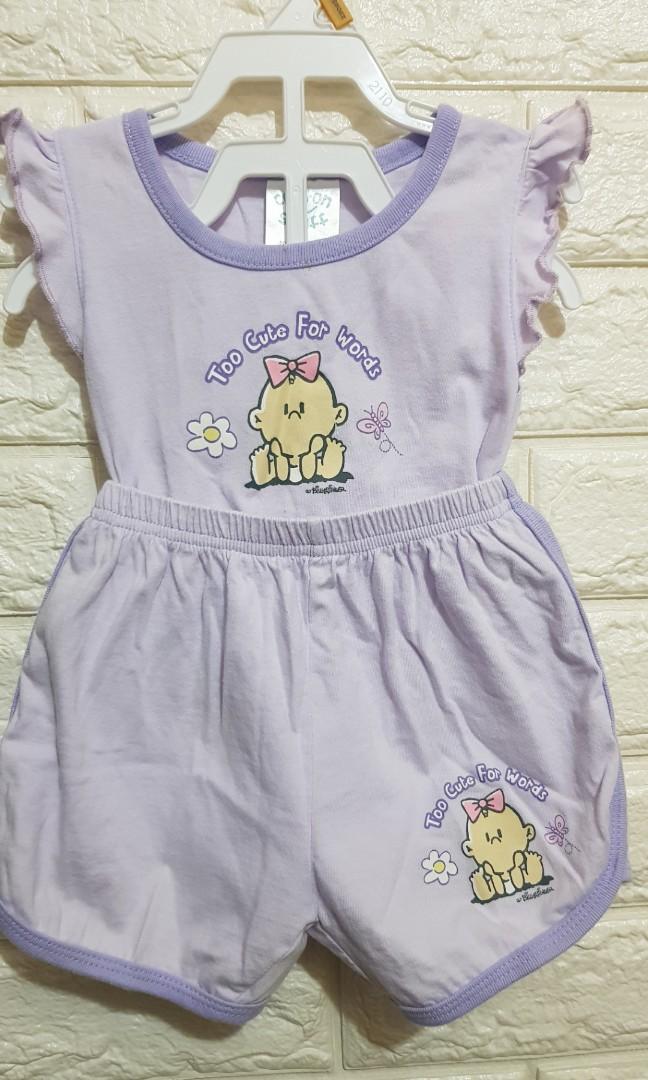 6ce7ba272 Baby purple terno (6-12M)
