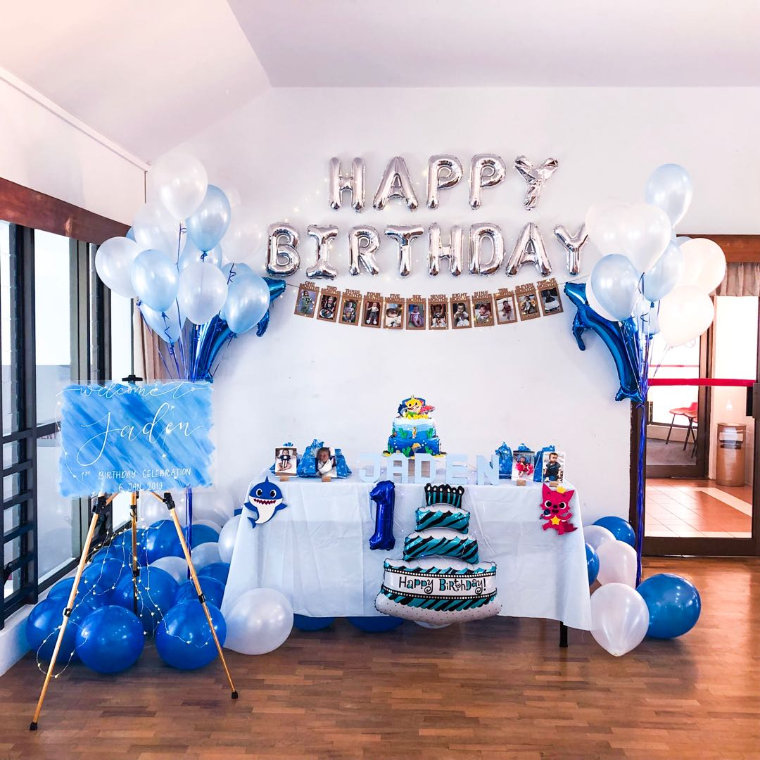 Birthday Party Set Up Design Craft Others On Carousell