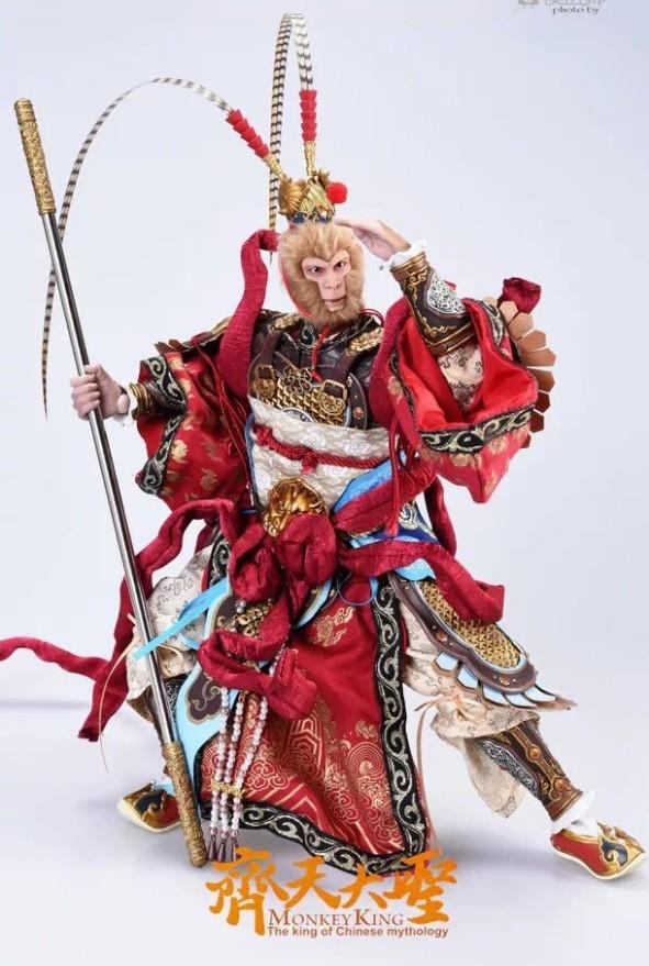 *BNIB* Inflames Toys Monkey King 2.0 1/6 scale (not hot toys enterbay) 齐天大圣孙悟空