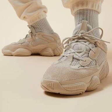 """9d3d8475c BN Adidas Yeezy 500 Desert Rat """"Blush"""" UA EU37, Women's Fashion ..."""