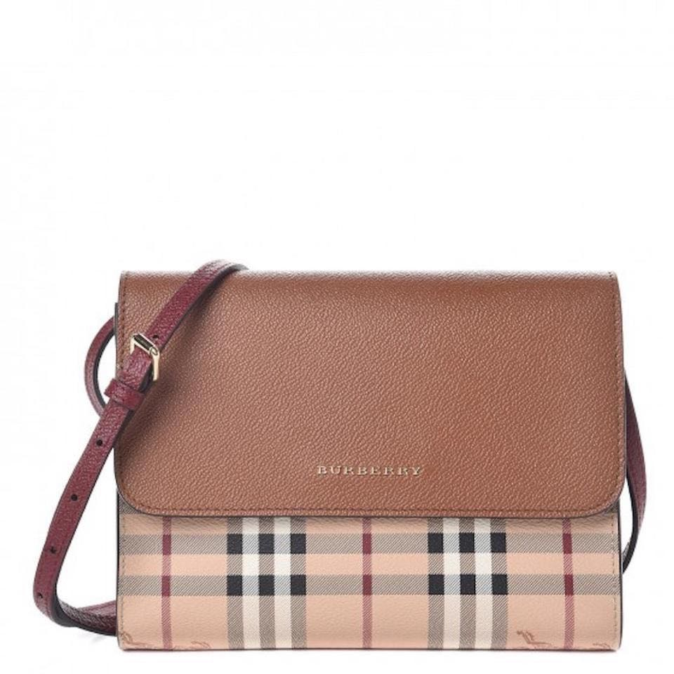 4519c943f04 Burberry Loxley Haymarket Small Shoulder Bag, Women's Fashion, Bags &  Wallets, Sling Bags on Carousell