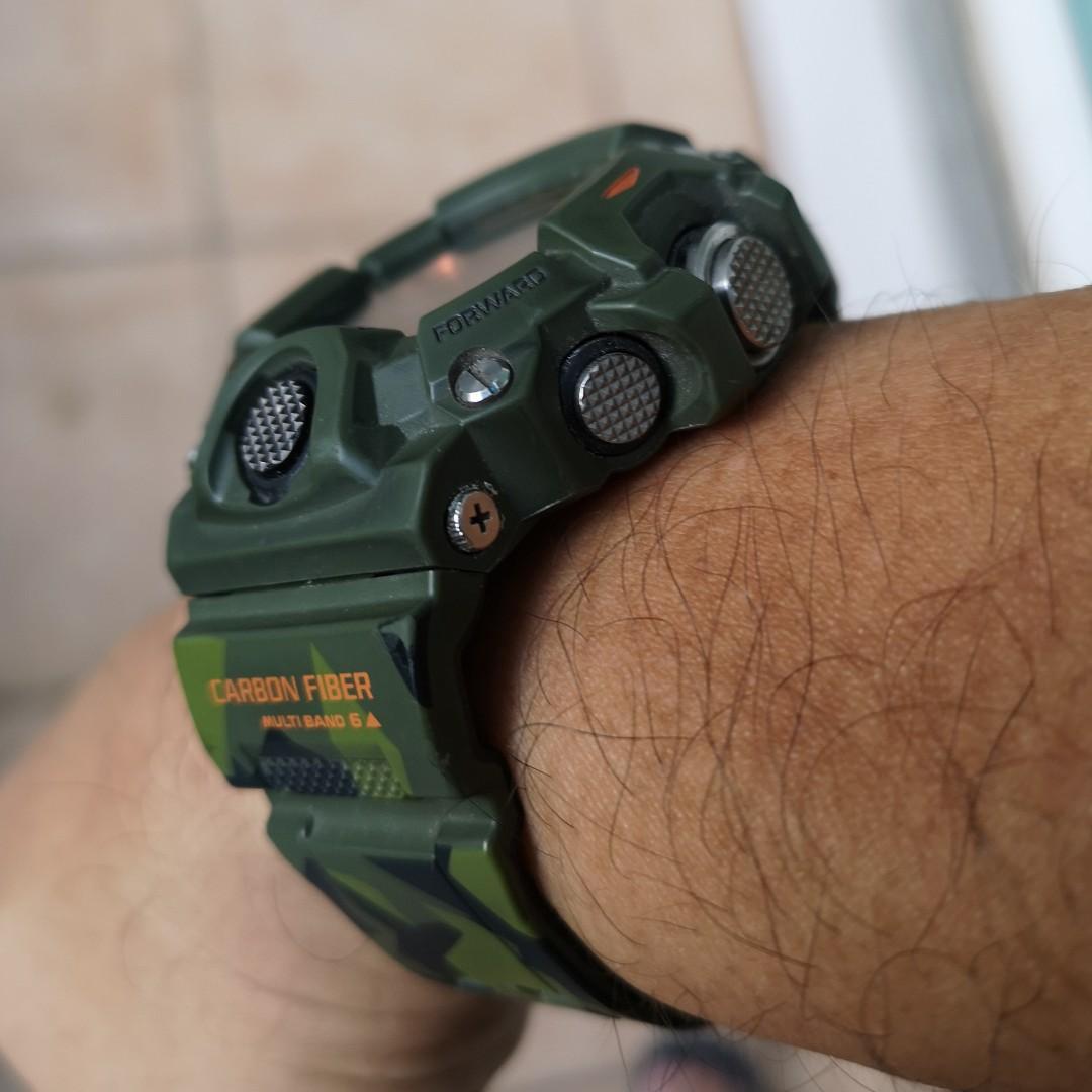 Casio GShock Rangeman