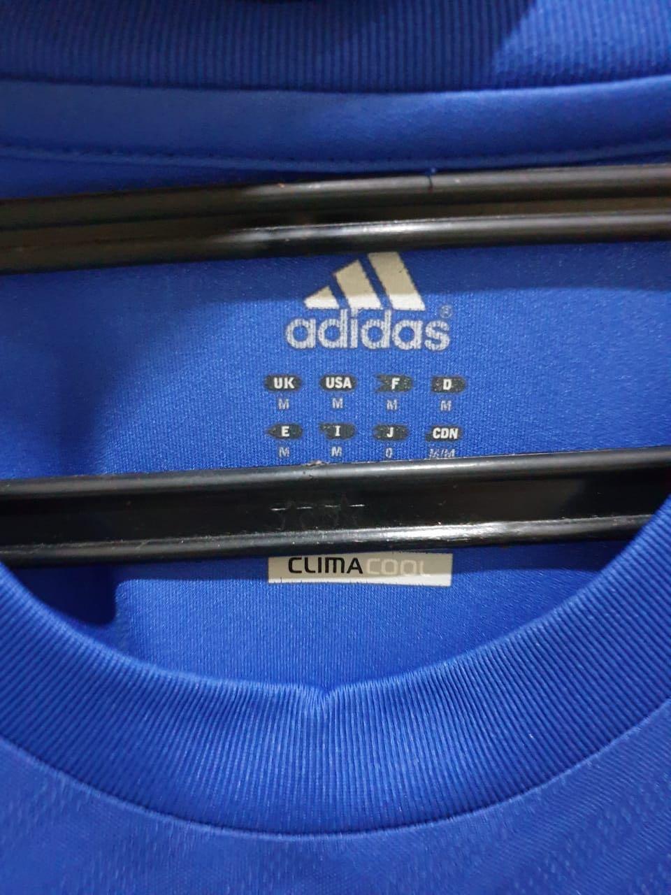 Chelsea home jersey, season 12-13, Long Sleeve