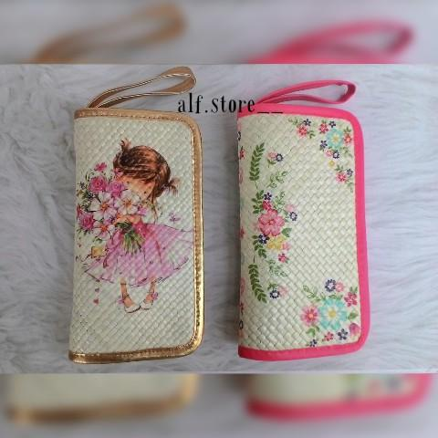Dompet hp android decoupage