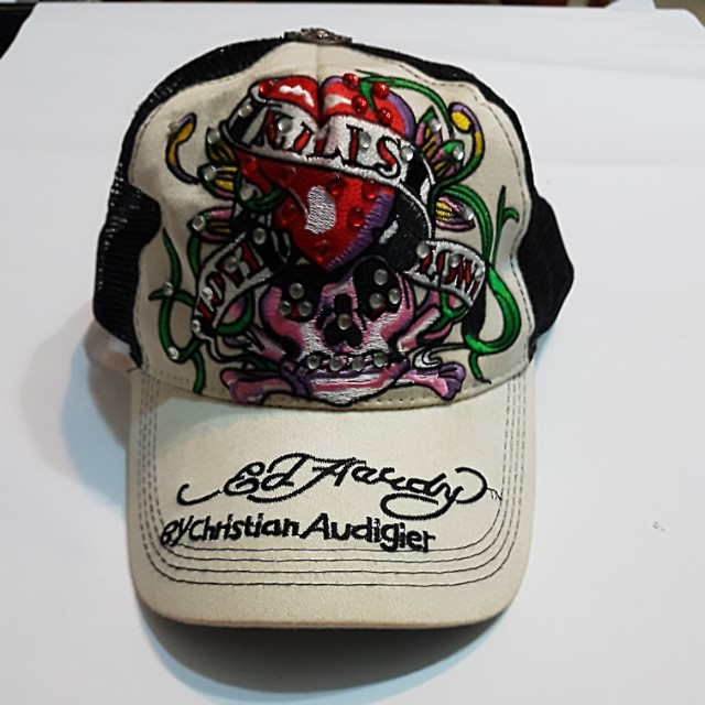 88e3c500e Ed Hardy Cap by Christian Audigier, Women's Fashion, Accessories ...