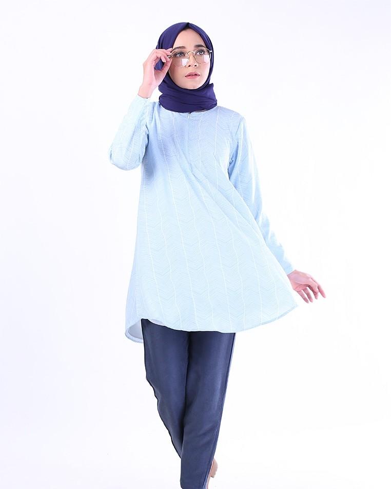 75322419f66 ESHA DOLL TOP blouse peplum tunic tunik baju labuh instant eesha duck  instant, Women's Fashion, Muslimah Fashion on Carousell