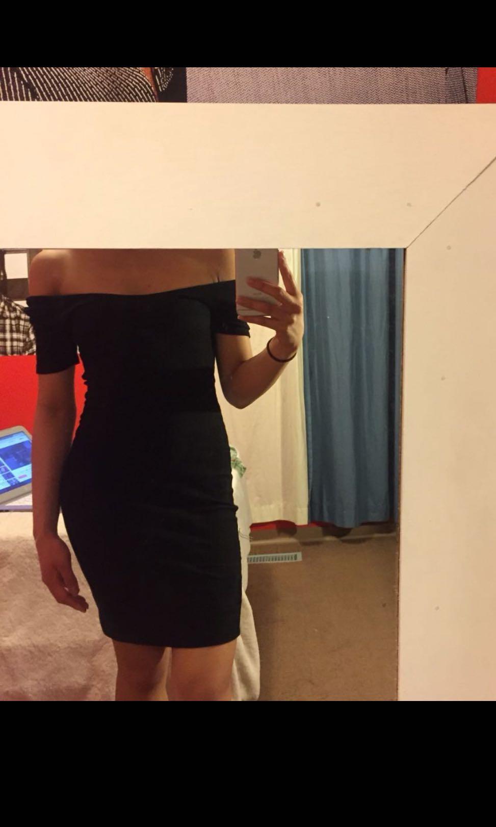 GARAGE BODYCON DRESS