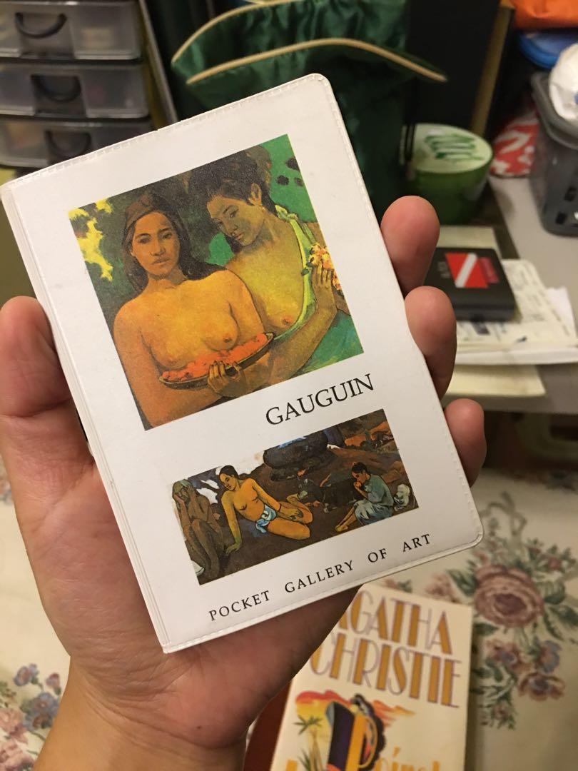Gauguin Pocket Gallery of Art