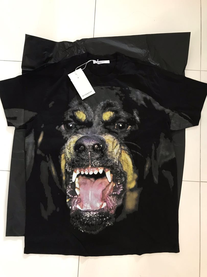 67c12e84 Givenchy Rottweiler tee Columbia, Men's Fashion, Clothes, Tops on ...
