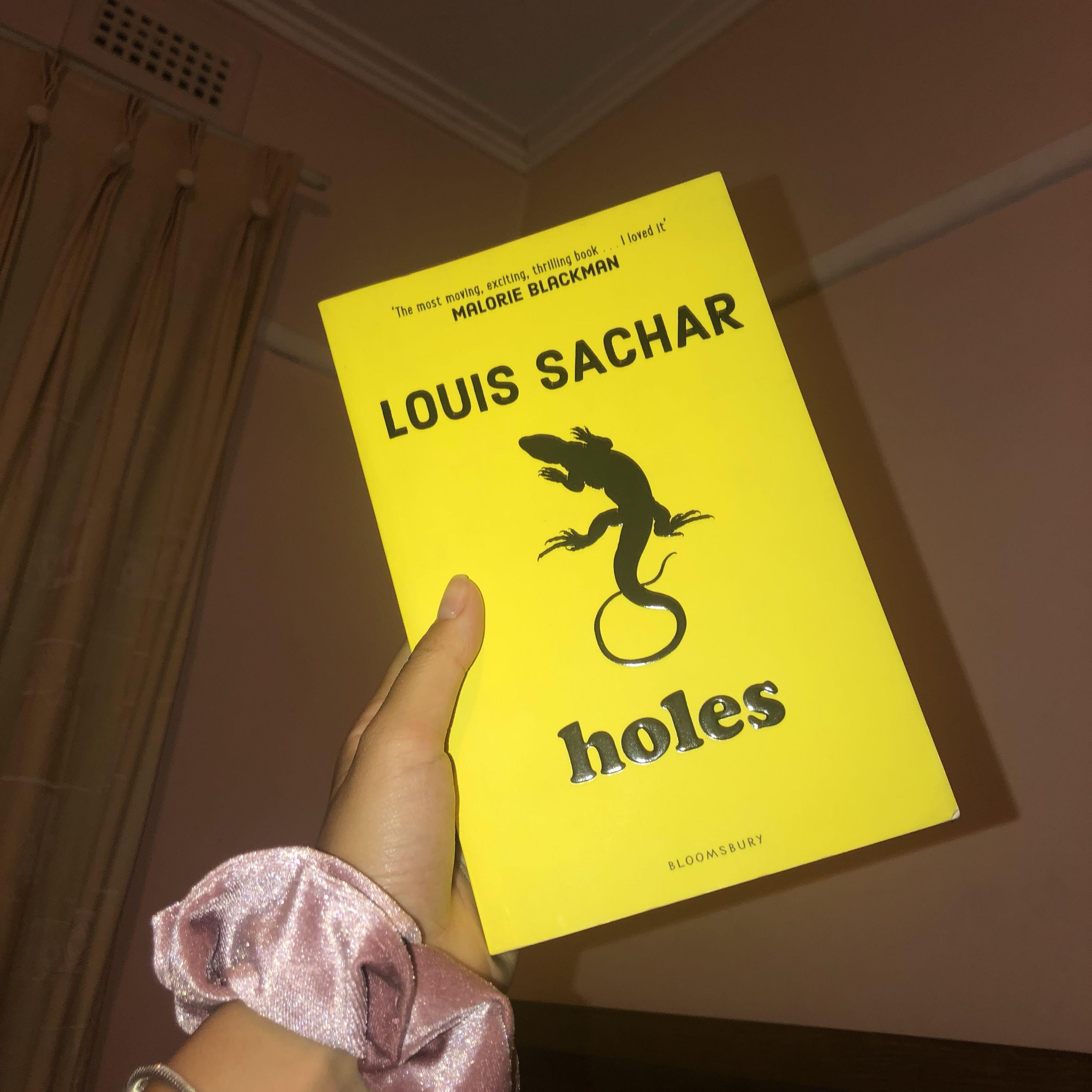 Hole by Louis Sachar