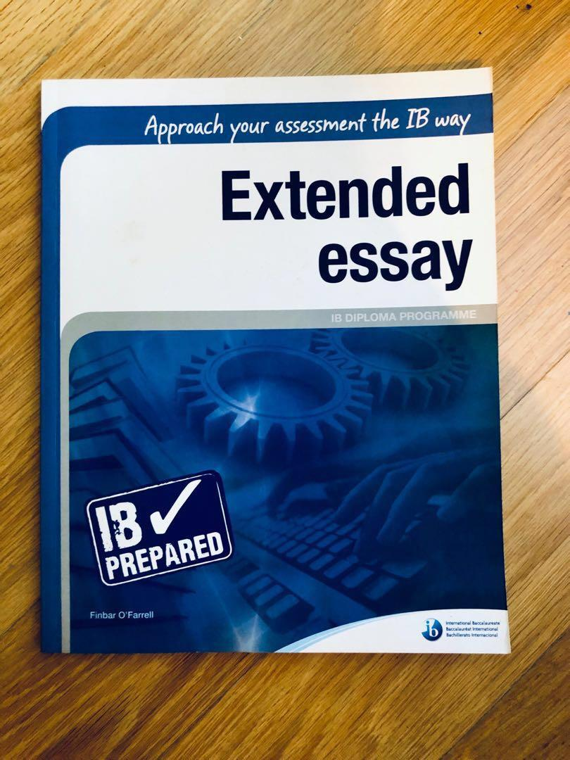 IB EXTENDED ESSAY EE REVISION STUDY GUIDE, Books